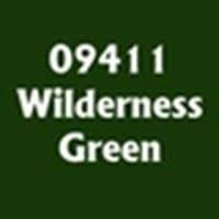Reaper MSP Bones : Wilderness Green 9411
