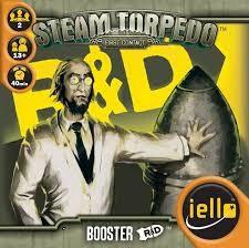 Iello Steam Torpedo: R&D