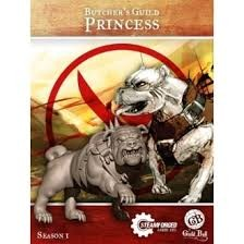Steamforged GuildBall: Butchers Guild- Princess