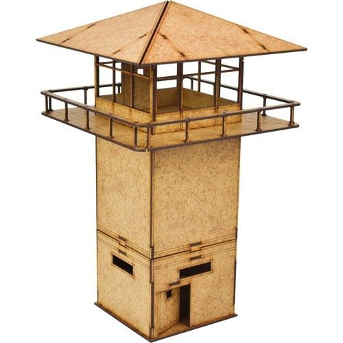 Mantic The Walking Dead All Out War: Prison Tower