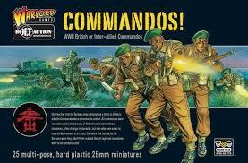 Warlord Game Bolt Action: Commandos!