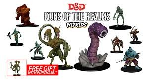 Dungeons & Dragons: Clasic Creatures box set