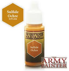 Army Painter TAPW Sulfide Ochre