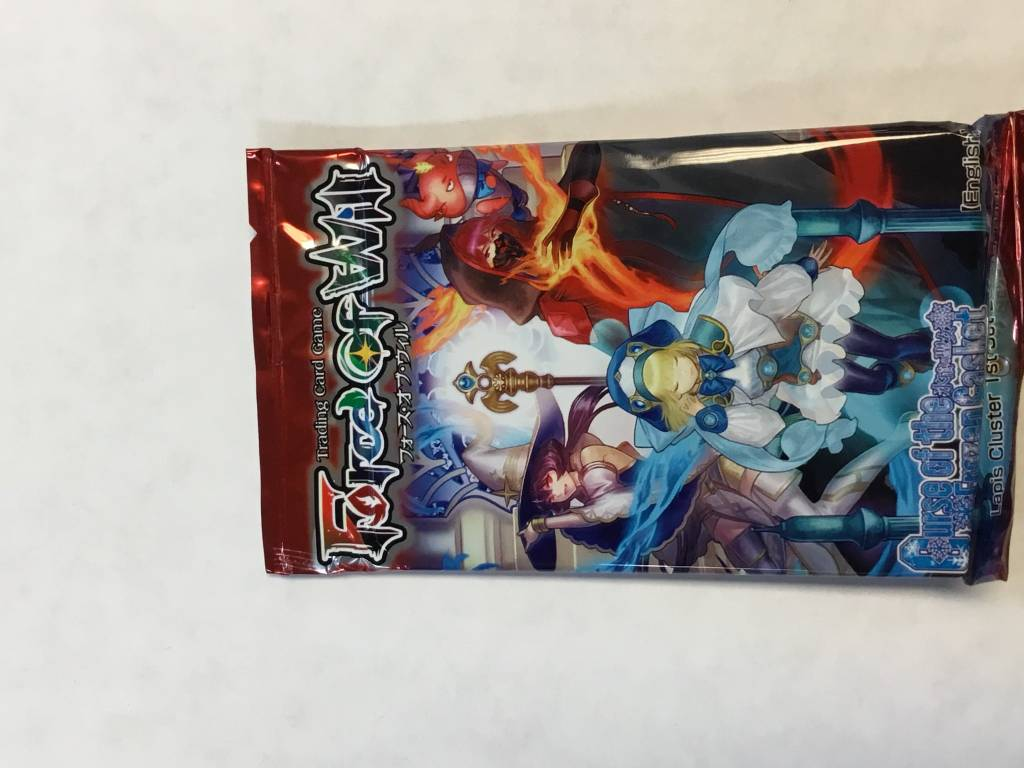 Force of will Force Of Will: Cruse Frozen Casket Booster