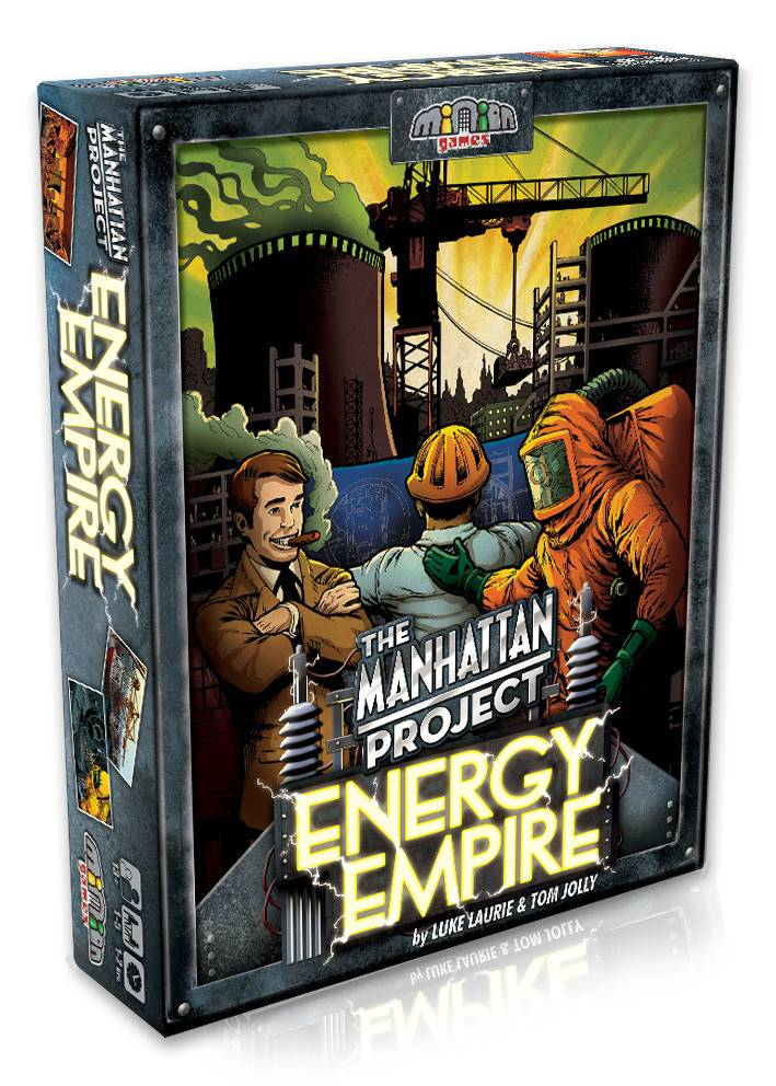 Minion Games The Manhattan Project : Energy Empire