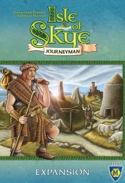 Mayfair Isle of Skye: journeyman