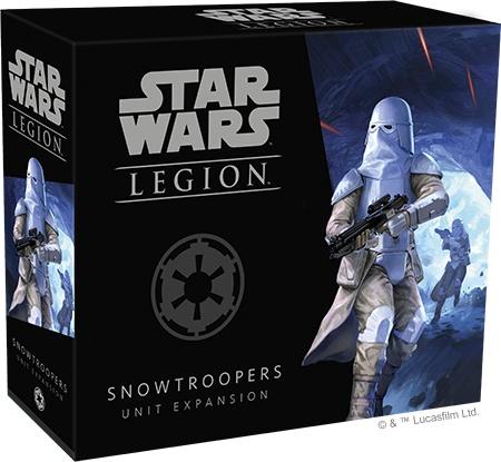 Fantasy Flight Star Wars Legion: Snowtroopers