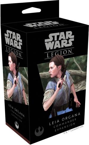Fantasy Flight Star Wars Legion: Leia Organa
