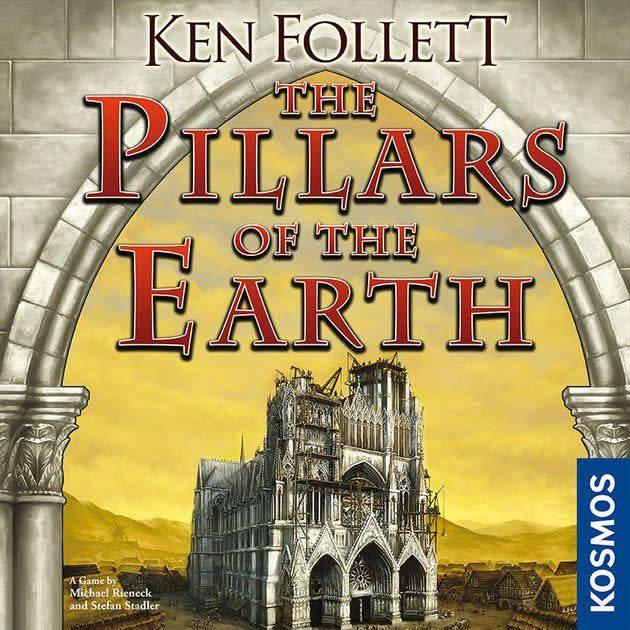 Kosmos Pillars of the Earth