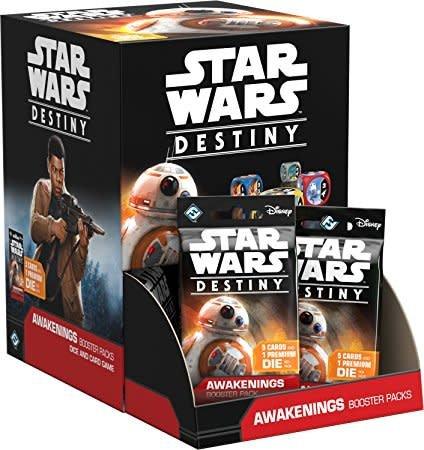 Fantasy Flight Star Wars Destiny: Awakening Booster