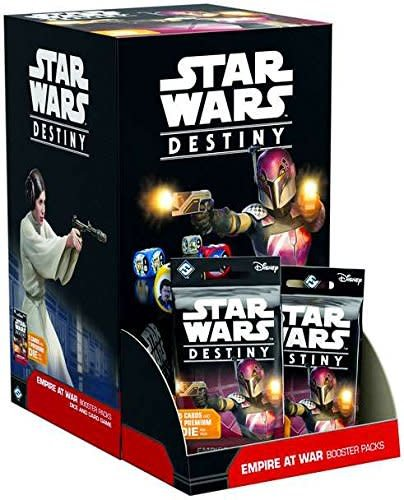 Fantasy Flight Star Wars Destiny: Empire at War booster