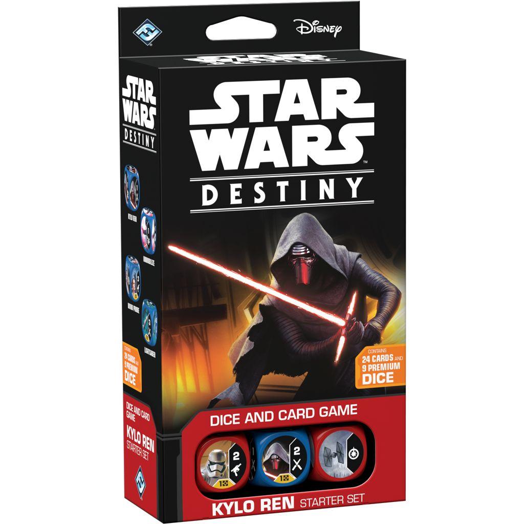 Fantasy Flight Star Wars Destiny: Kylo Ren Starter