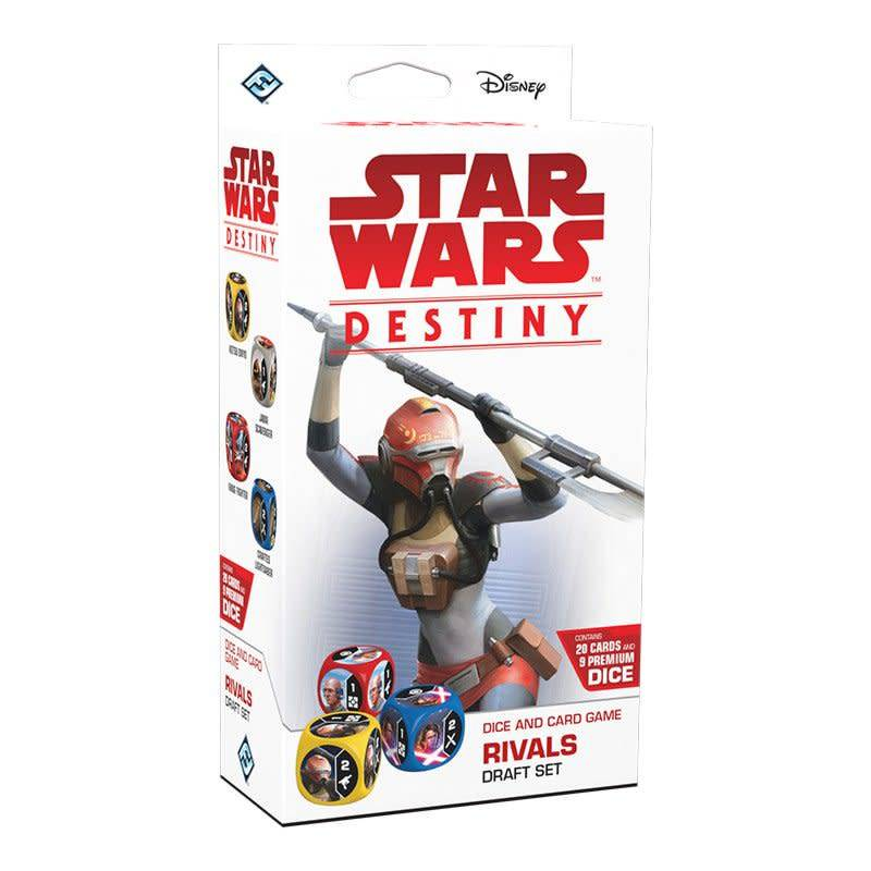 Fantasy Flight Star Wars Destiny: Rivals Draft Set