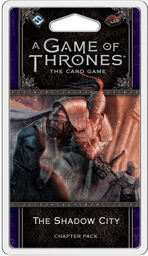 Fantasy Flight A Game of Thrones LCG: The Shadow City