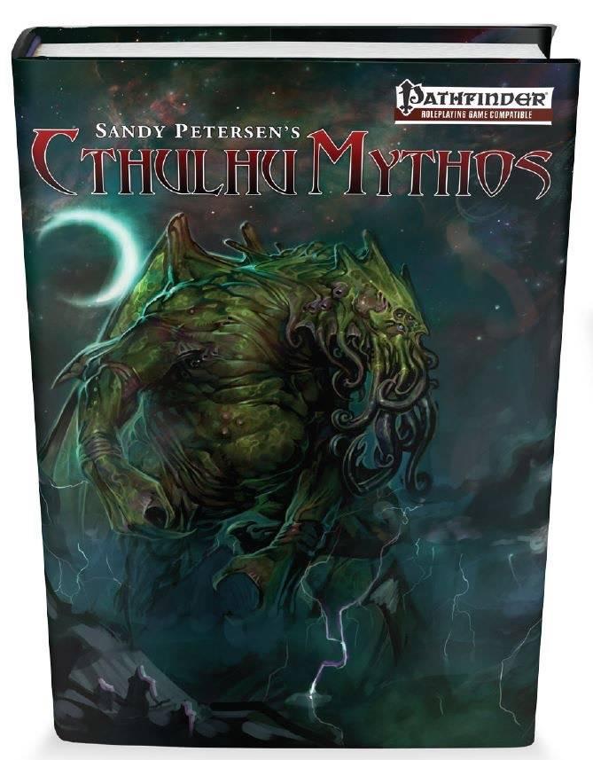 Pathfinder Cthulhu Mythos RPG pathfinder