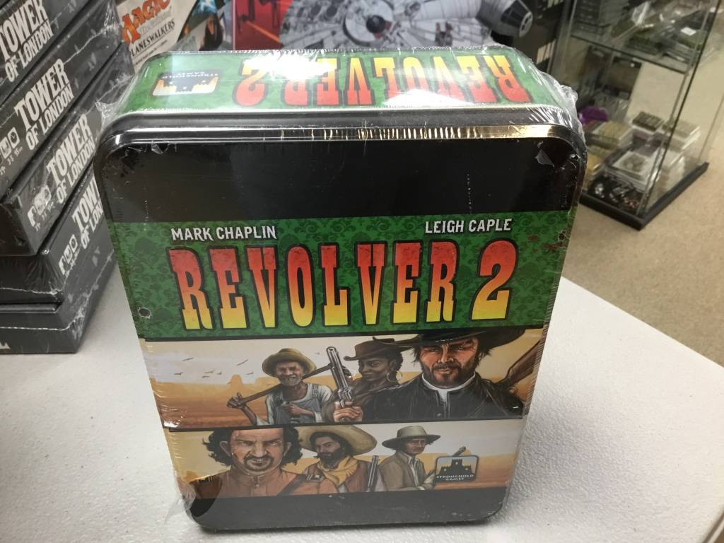 Stronghold Games Revolver 2: Last Stand at Malpaso
