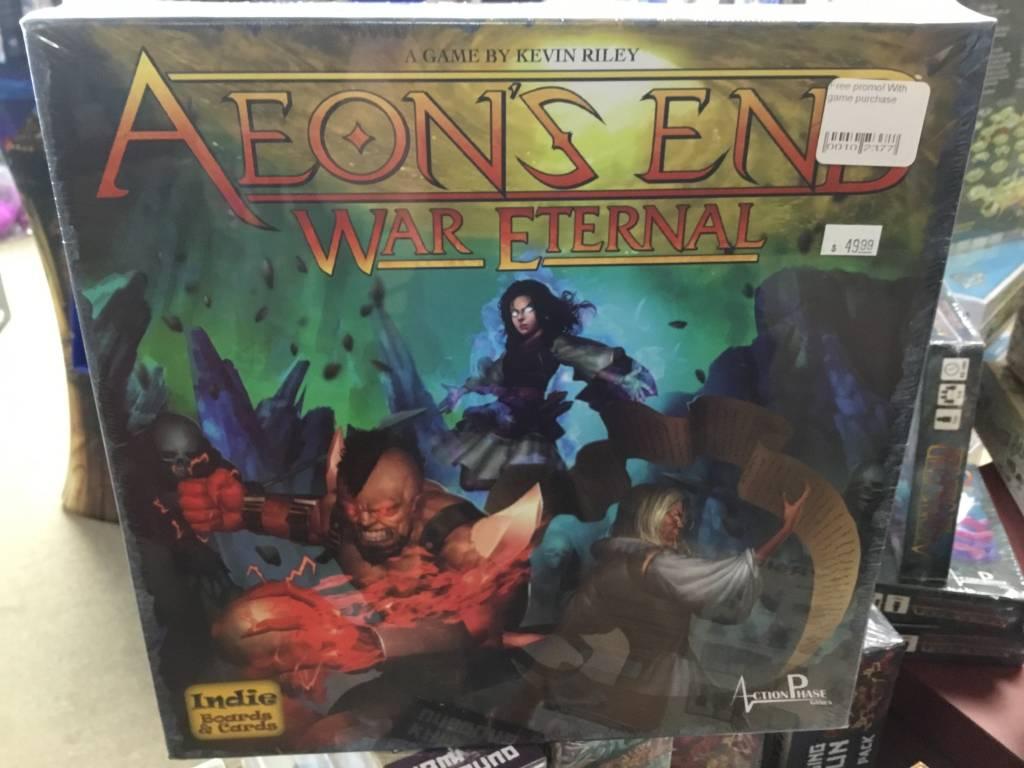 Indie boards & cards Aeon's End: War Eternal
