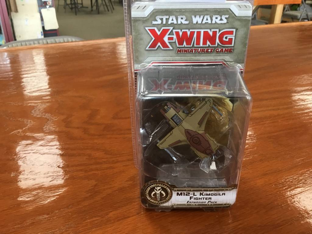 Fantasy Flight STAR WARS X-WING: M12-L Kimogila Fighter