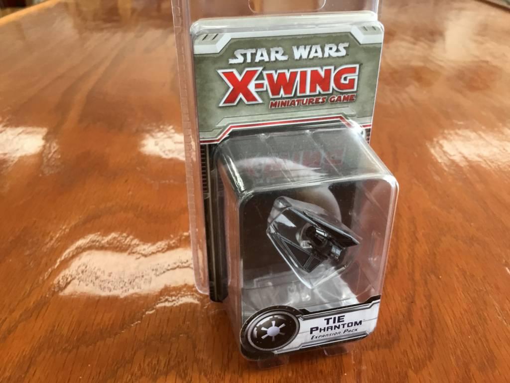 Fantasy Flight STAR WARS X-WING: TIE Phantom