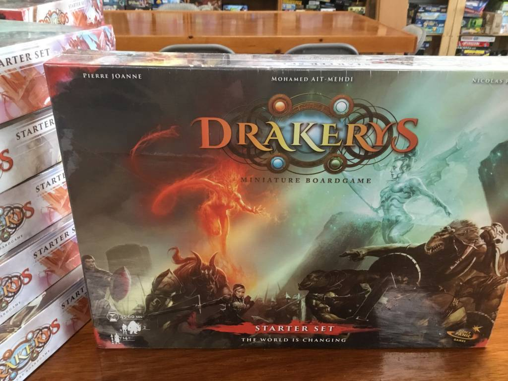 Dont Panic Games Drakerys: Starter set