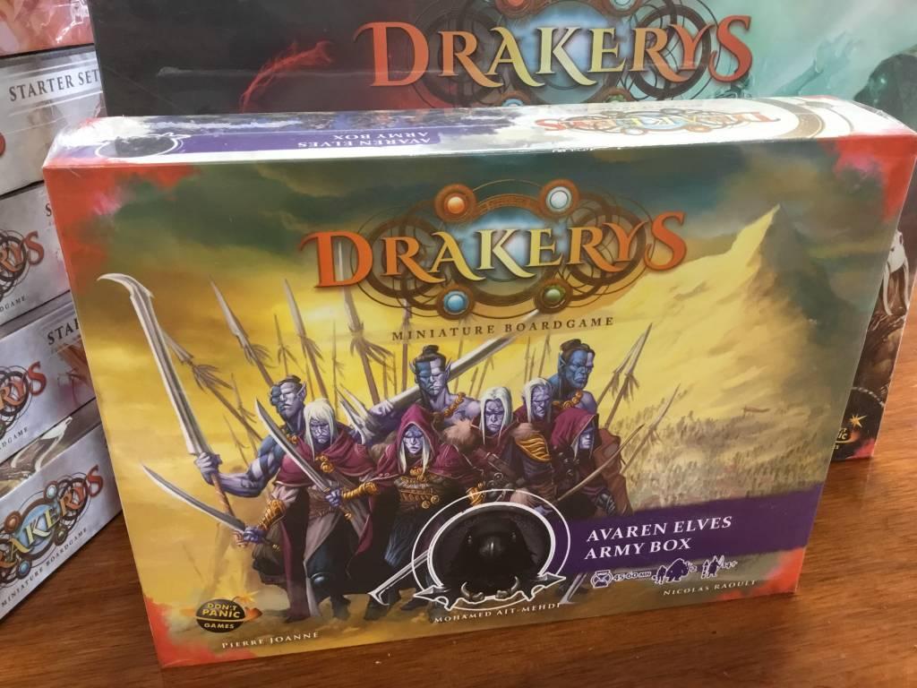 Dont Panic Games Drakerys: Avaren Elves