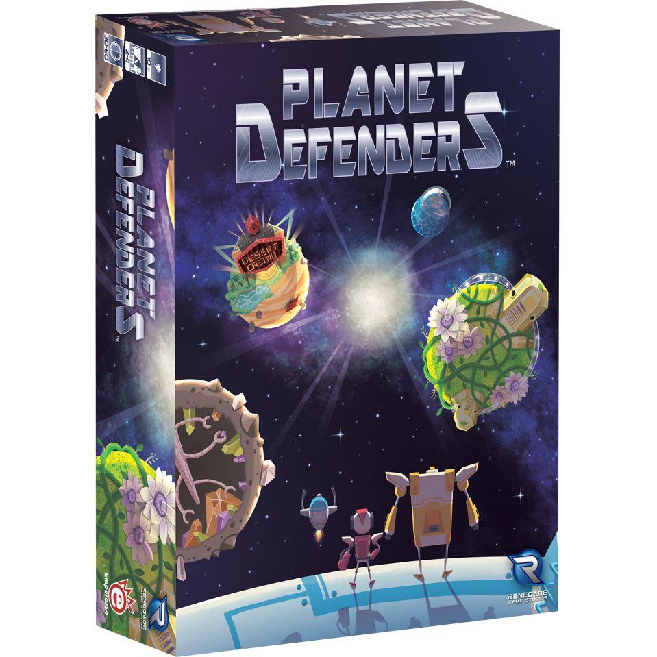 Renegade Planet Defenders