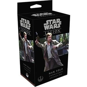 Fantasy Flight Star Wars Legion: Han Solo
