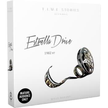 Space Cowboys TIME STORIES: Estrella Drive