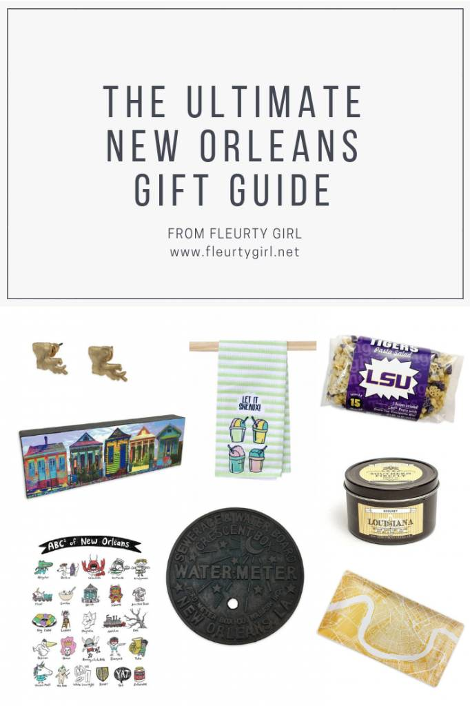 The Best New Orleans Gifts: Your Ultimate Gift Guide From Fleurty Girl