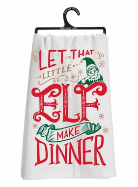 Primitives by Kathy Little Elf Towel