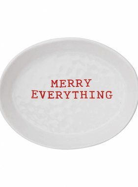 Merry Everything Plate