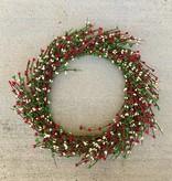 Mini Berry Wreath, Large