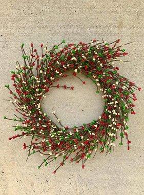 Mini Berry Wreath, Small