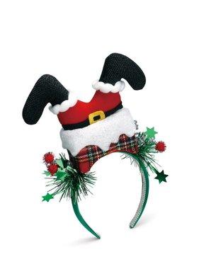 Santa Chimney Headband