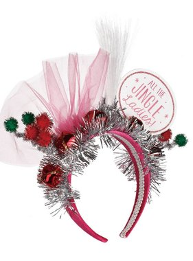 All the Jingle Ladies Headband