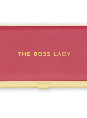 The Boss Lady Card Holder