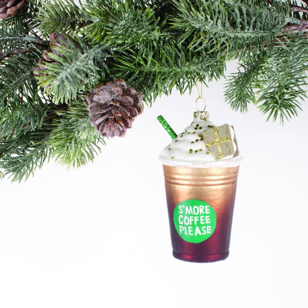 S'more Coffee Ornament