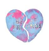 BFF Furry Heart Pillow