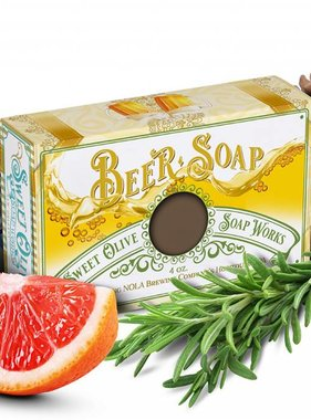 Sweet Olive Soap Works Beer Soap