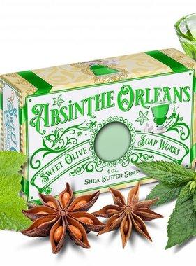 Sweet Olive Soap Works Absinthe Soap Bar