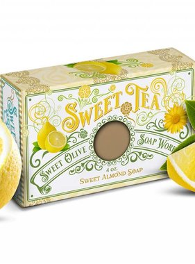 Sweet Olive Soap Works Sweet Tea Bar Soap