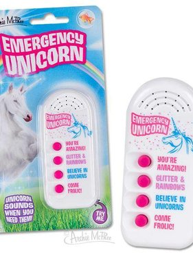 Emergency Unicorn Button