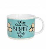 Where Have You Beignet Mug