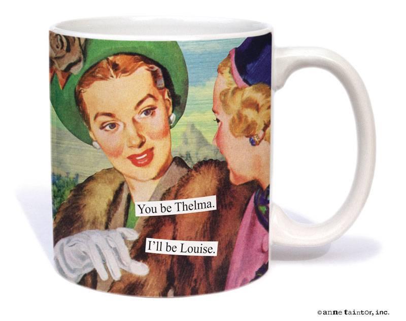 You Be Thelma Mug