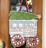 Christmas Candy Door Hanger