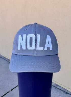 NOLA Letterman Hat