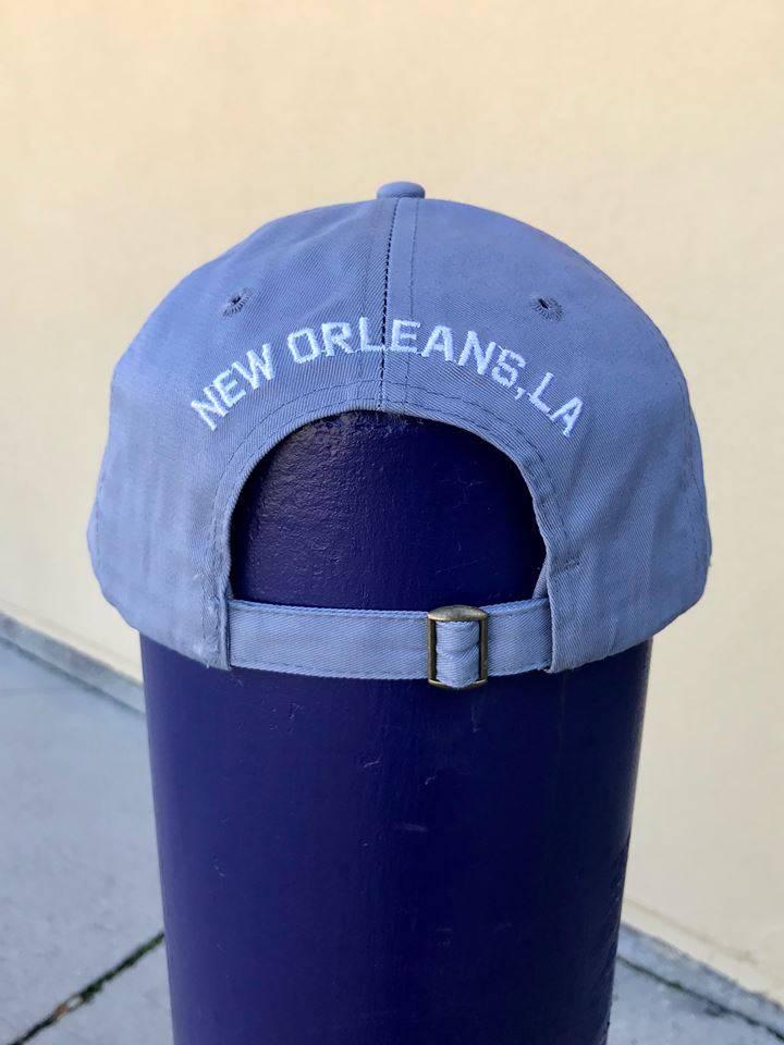 f8c2d821211516 NOLA Letterman Hat NOLA Letterman Hat