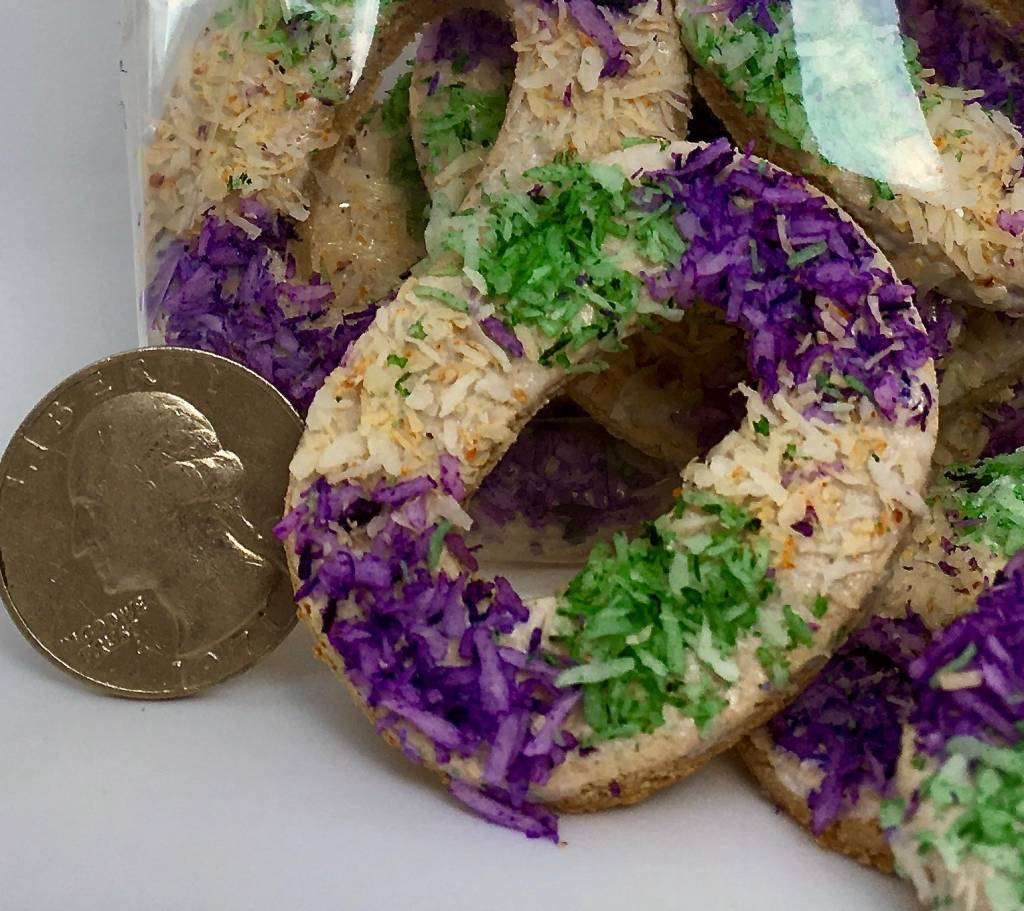 King Cakes Treat for Dogs, 6 pk.