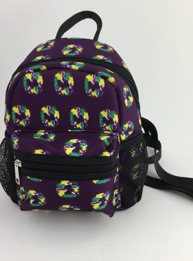 King Cake Mini Backpack