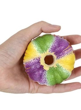 Mardi Gras King Cake Squishy
